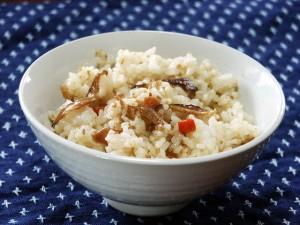 混ぜご飯(お米料理)