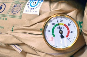 お米の保存温度