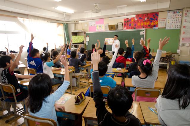ごはんパワー教室(朝霞第六小学校)