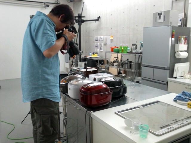 炊飯器実食チェック MONOQLO取材