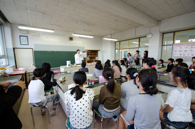 ごはんパワー教室(所沢明峰小学校)
