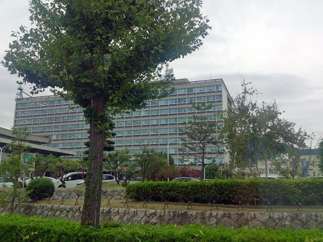 長野県庁(長野食味審査2013)
