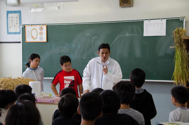 質問(ごはんパワー教室2013)