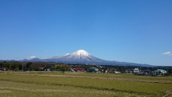 「奥大山コシヒカリ」特別栽培 鳥取県へ