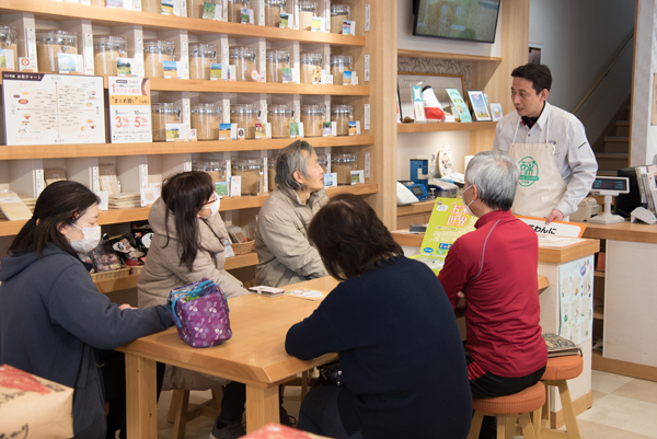 第10回川越まちゼミ「お米の講座」3/1開催