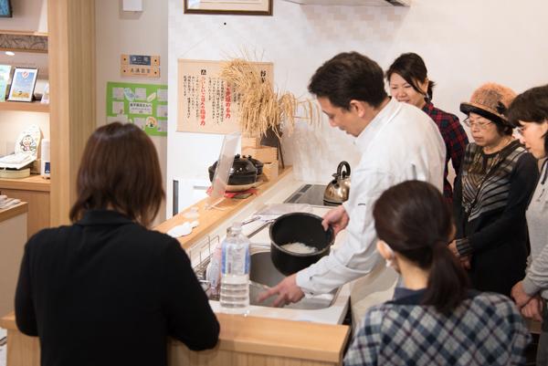 第10回川越まちゼミ「お米の講座」3/5開催