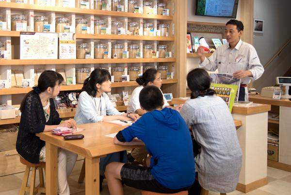 川越まちゼミ「お米の講座」8/24開催
