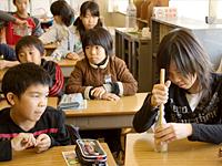 農林水産省 にっぽん食育推進事業 ごはんパワー教室(朝霞第六小学校)