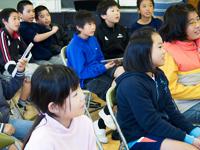 農林水産省 にっぽん食育推進事業 ごはんパワー教室(福岡小学校)
