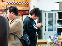 韓国米穀グループ視察