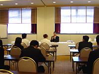 「味覚講習」三井ガーデンホテル(社内研修)