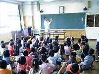 農林水産省 にっぽん食育推進事業 ごはんパワー教室(山田小学校)
