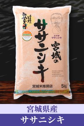 登米産 ササニシキ