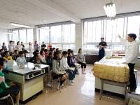 農林水産省 にっぽん食育推進事業 2012 ごはんパワー教室(所沢市立明峰小学校)
