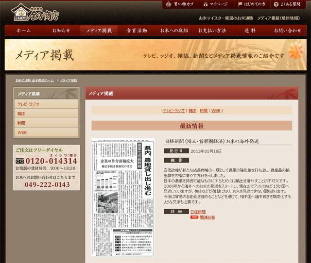 メディアページ最新情報201305