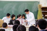 農林水産省 にっぽん食育推進事業 2013 ごはんパワー教室(所沢市立明峰小学校)