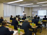 栃木県那珂川町 集落代表者研修