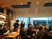 長野県産米の販路拡大に関する情報交換会