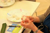 朱鷺と暮らす郷勉強会「お米の食べ比べ」