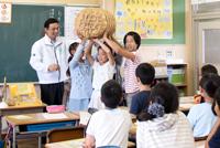 ごはんパワー教室(鶴ヶ島市立藤小学校)2017