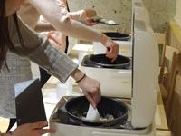 象印食堂でお米のセミナー
