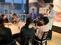 象印食堂でお米のセミナー(2日間)