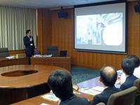 農林水産省で講演「先進現場の米消費拡大策」