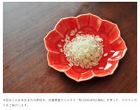 おいしいマルシェ掲載「長粒米レシピ」