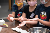 「町の達人さがし」 川越小学校3年生