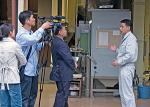 韓国 国営放送「KBS」の取材
