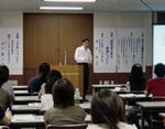講習風景(鳩ヶ谷教育委員会)