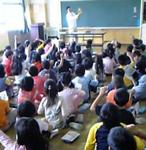 ごはんパワー教室(山田小学校)