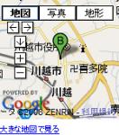 模擬店会場(googleMAP)