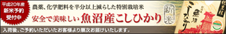 【新米予約】魚沼産コシヒカリ[特別栽培](10/18発送予定)