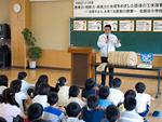 ごはんパワー教室(越谷北小学校)