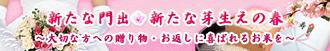 「入園・入学」お祝いのお返し魚沼産コシヒカリに!