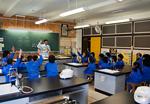 ごはんパワー教室(大滝小学校)